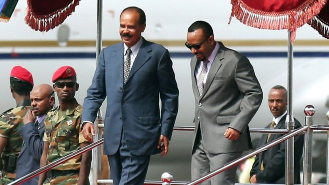 Eritrea reopens embassy in Ethiopia
