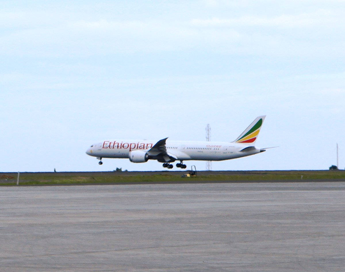 First direct Ethiopia-Eritrea flight in 20 years takes off