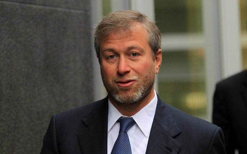 The Russian billionaire is not said to be actively looking to sell the club