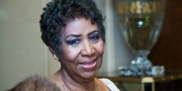Aretha Franklin, pictured in 2015, died from pancreatic cancer earlier this month. Photo: Getty Images