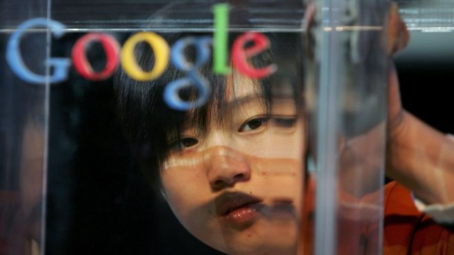 The new search app would block search terms like human rights and religion. Photo: Getty Images