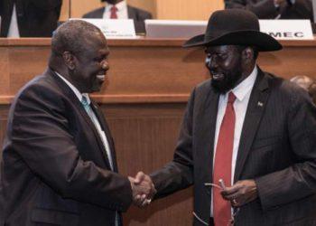 South Sudan peace deal