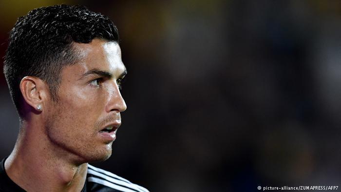 Cristiano Ronaldo's lawyers deny rape allegation