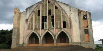 A Catholic Church in Angola. Photo: Wikipedia