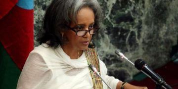 Sahle-Work Zewde promised to focus on gender equality and promoting peace. Photo: Reuters