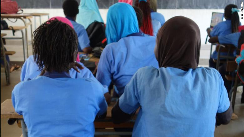 Senegalese Teen Girls Sexually Exploited In Schools -5993
