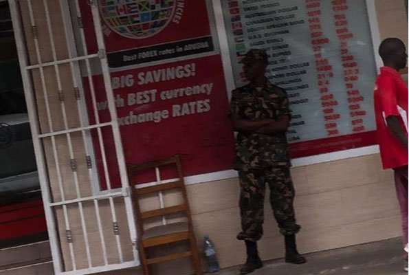 Forex bureau in east legon