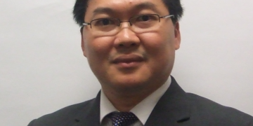 Ian Lee, Regional Director (Accra) Enterprise Singapore