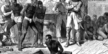 Slavery and slaves from Africa