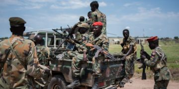 South Sudan tribal war