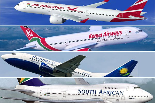 Air Mauritius, South African Airways, RwandAir and Kenya Airways want economies of scale to boost efficiency.
