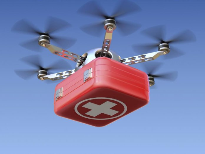 Uganda to launch drone medical supply service