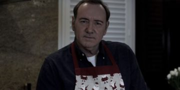 Mr Spacey posted a cryptic video in the style of his House of Cards character on Monday. Photo: YOUTUBE / @KEVINSPACEY