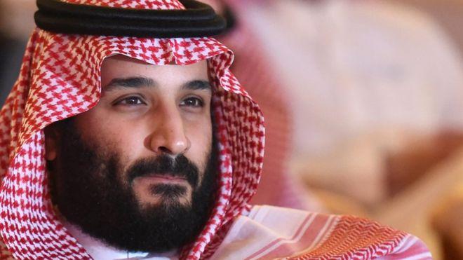 Crown Prince of Saudi Arabia, Mohammed bin Salman. Photo: AFP