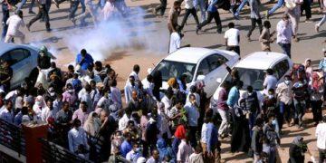 Sudan killings