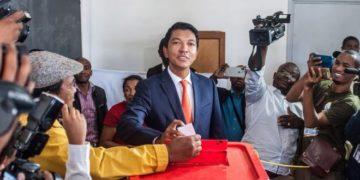 Andry Rajoelina is a former President of Madagascar. Photo: EPA