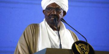 ex-Sudanese President Omar al-Bashir. Photo: ASHRAF SHAZLY | AFP