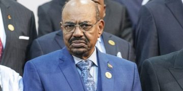 Al-Bashir of Sudan ICC