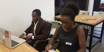 Many Young Africans lack the requisite skills for the job market. Photo: Africa Feeds Media
