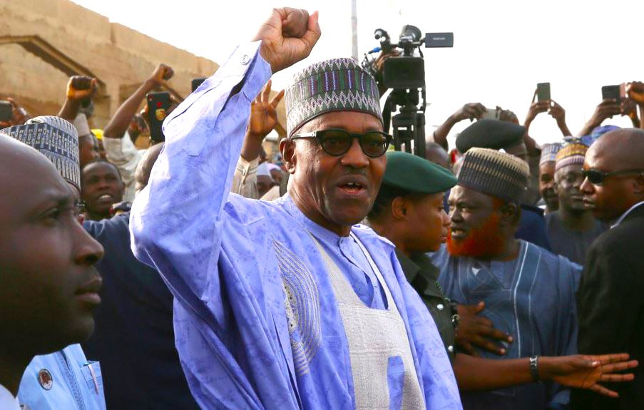 Buhari election victory affirmed