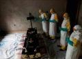 Ebola death toll
