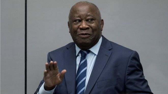 Laurent Gbagbo is free