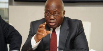 Ghana's President Akufo Addo