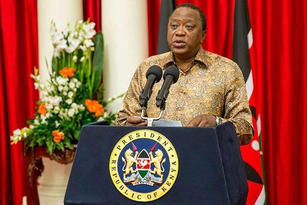 Kenyatta of Kenya