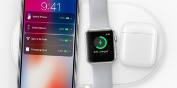 """AirPower was billed by Apple as a """"world-class wireless charging solution"""". Photo: Apple"""