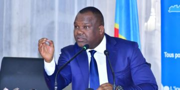 DR Congo electoral commission President Corneille Nangaa