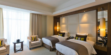 Hotel rooms rates in Africa