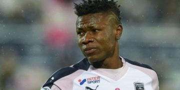 Samuel Kalu moved to French side Bordeaux from Gent in August 2018
