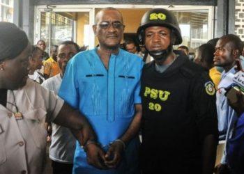 Charles Sirleaf is son of former Liberian President, Ellen Johnson Sirleaf.
