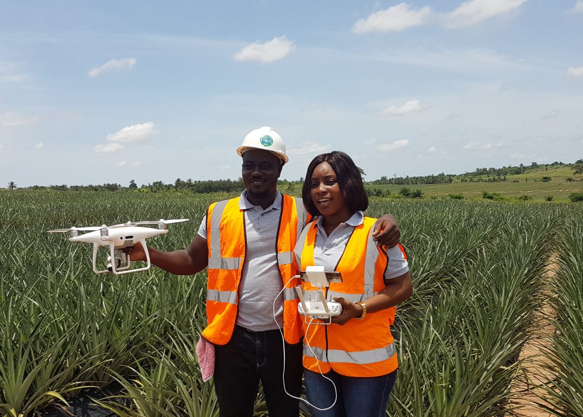 Technology in Agric