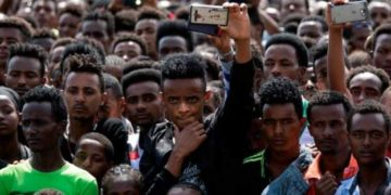Africans prefer increased security to freedoms. Photo: Getty Images