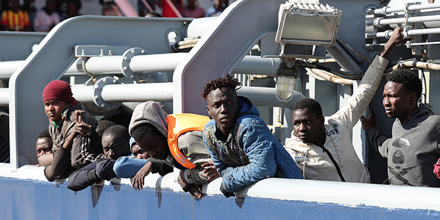 African migrants would travel again