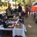 The market has eco-friendly policy as its magnet attracting many visitors. Photo: Africa Feeds Media