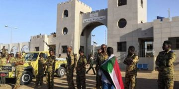 Sudan army coup