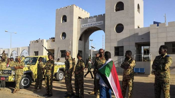 Sudan army coup