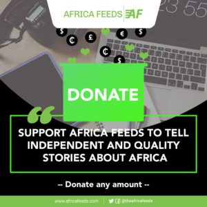 Africa Feeds donation