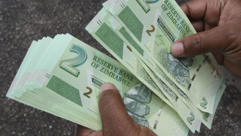 Zimbabwe S New Currency Loses Value By 20 Africa Feeds