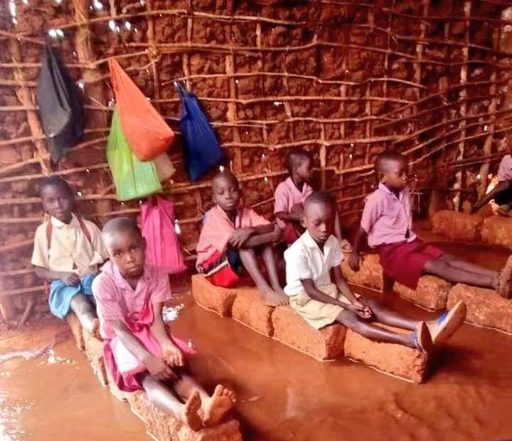 Education facilities are lacking in many African countries.