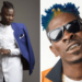 Stonebwoy (L) and ShattaWale (R)