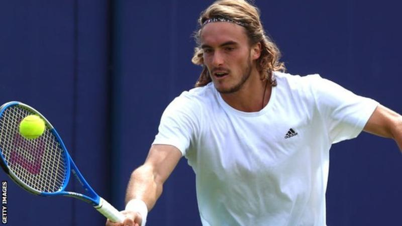Stefanos Tsitsipas was ranked 37th in the world at this time last year