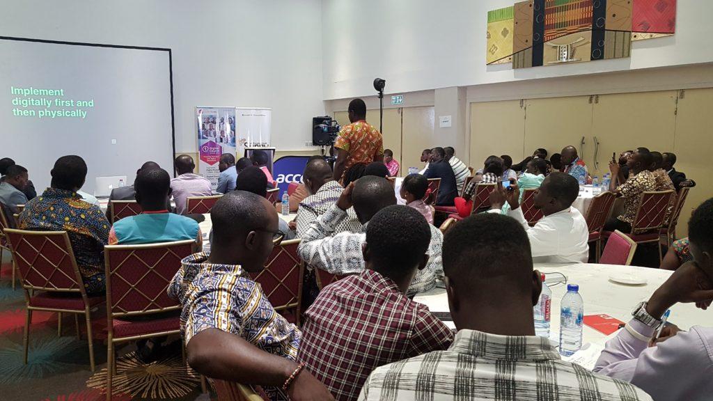 Digital church Ghana