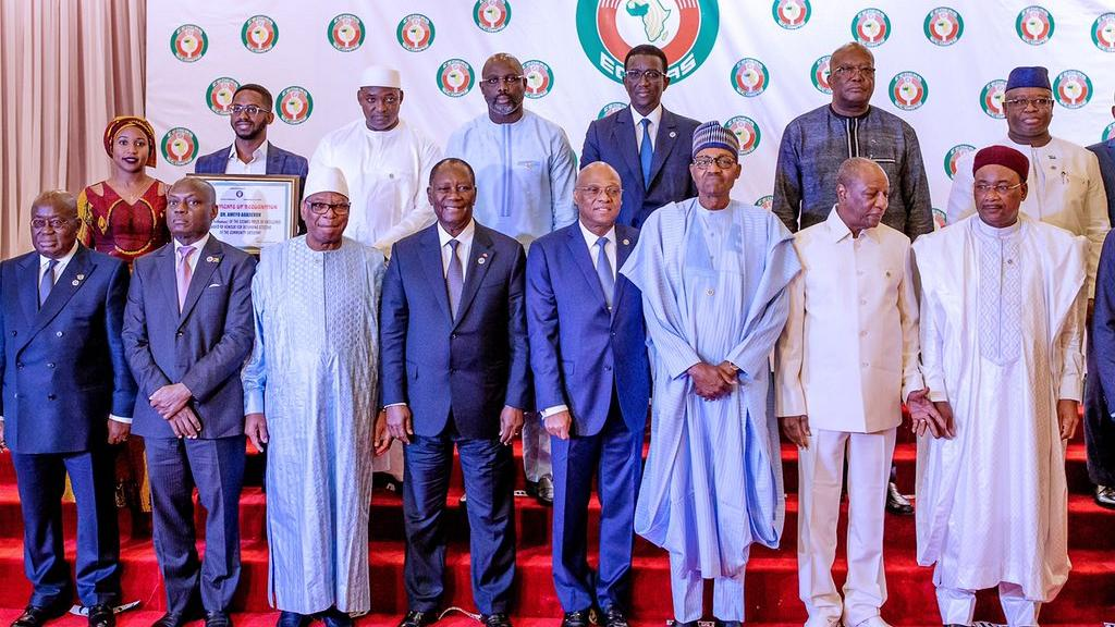 ECOWAS leaders adopt ECO currency