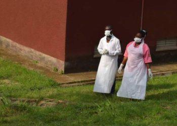 Ebola Uganda