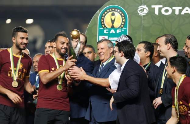Esperance have been told to return the trophy they were awarded at the weekend. Photo: Reuters
