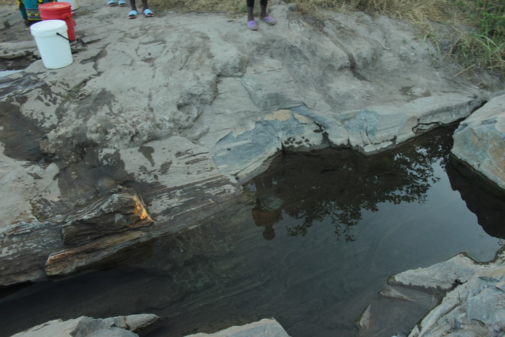 Zambia water pollution from mining