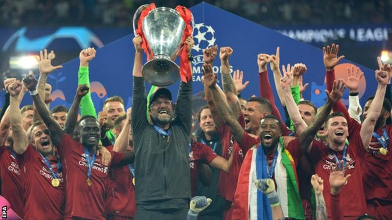Jurgen Klopp has won his first trophy since the 2012 German double with Borussia Dortmund